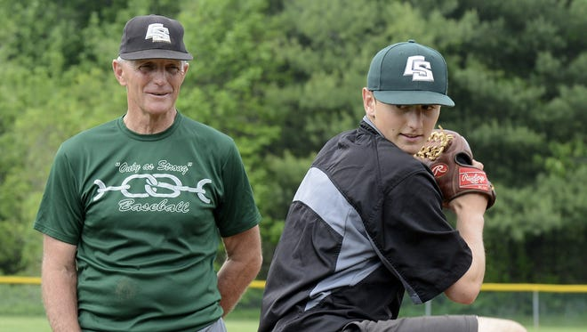 Christ School baseball coach Pat James has resigned.