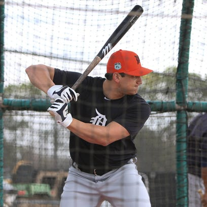 Father's death, mother's strength inspire Tigers CF Mikie Mahtook