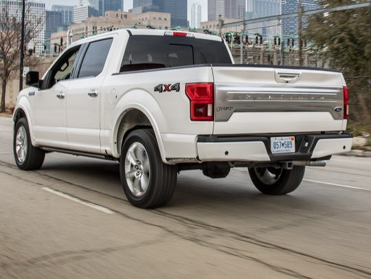 F-150 remains the nation's best-selling vehicle