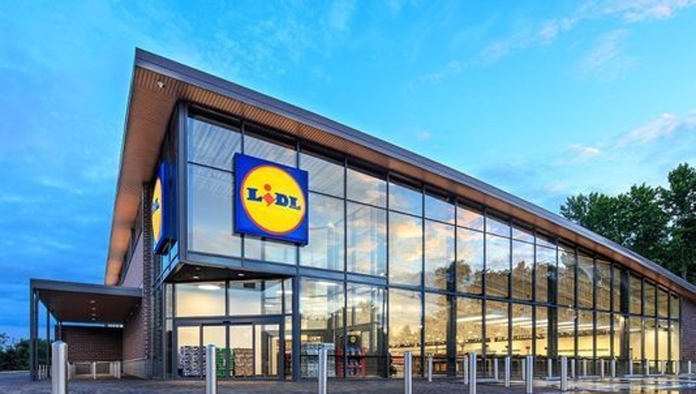 german market chain lidl maps its first u s stores. Black Bedroom Furniture Sets. Home Design Ideas
