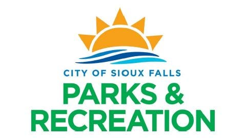 The new logo for the Sioux Falls Parks and Recreation Department.