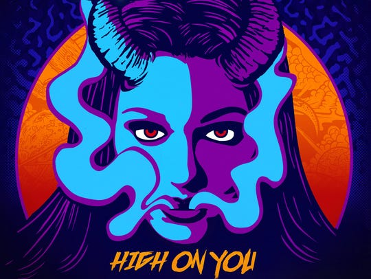 """High on You"" by Fuzz Evil"