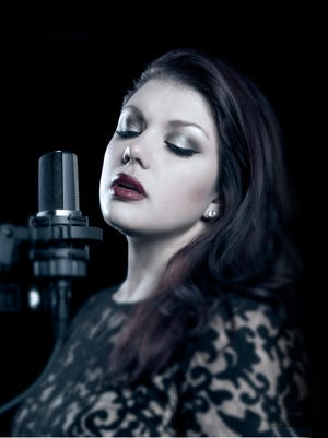 Jane Monheit sang Saturday at the Annenberg Theater.