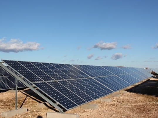 how to build a solar farm
