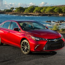 Toyota redesigns Camry