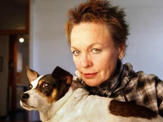 Heart of a Dog Laurie Anderson art