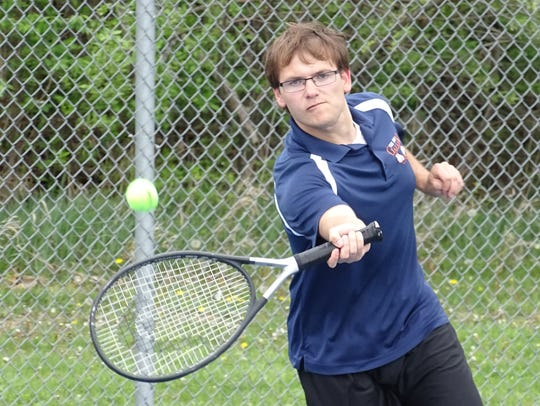 Galion senior Max Papenhausen will play in his final Jim Grandy for the Tigers.