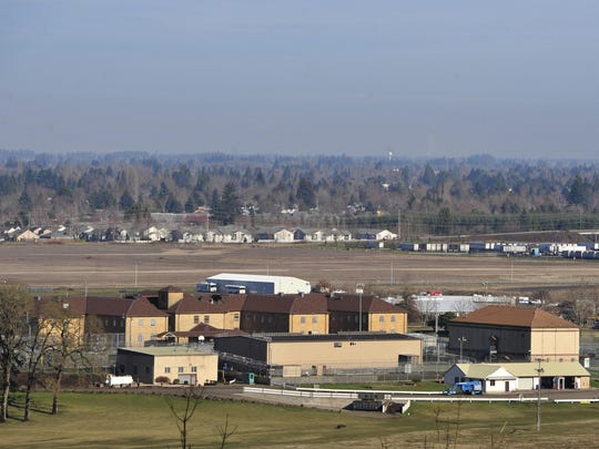 The Santiam Correctional Institution in Salem.