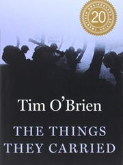 """""""The Things They Carried"""" by Tim O'Brien."""