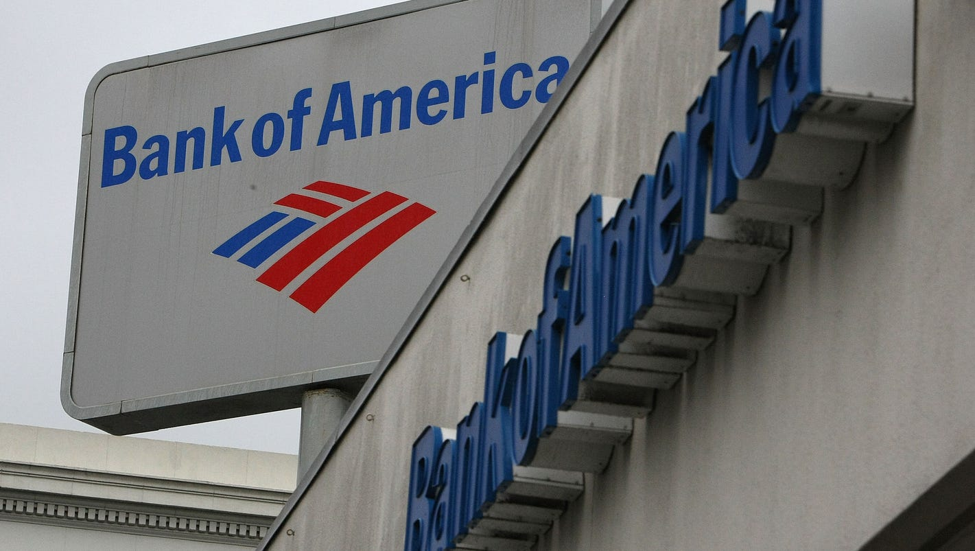 Bank Of America Pays 430m In Settlement For Misusing