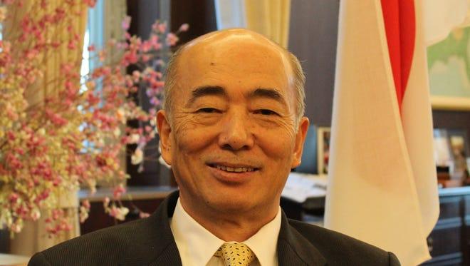 Kenichiro Sasae
