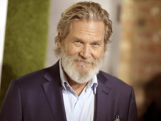 In this Feb. 22, 2017 file photo, Jeff Bridges attends