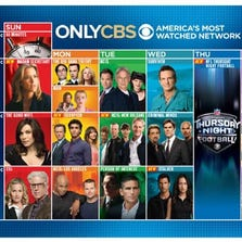 CBS shows.