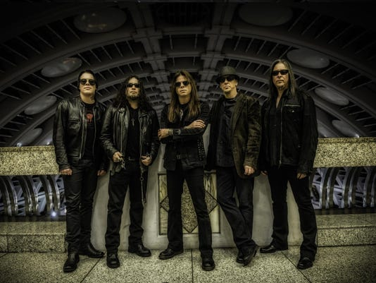 Band Photo - Queensrÿche(4)