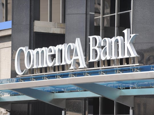 Some small-business owners say they were unable to apply for federal loans through Comerica Bank.