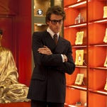 "In this image released by Sony Pictures Classics, Gaspard Ulliel portrays Yves Saint Laurent in the film, ""Saint Laurent."""