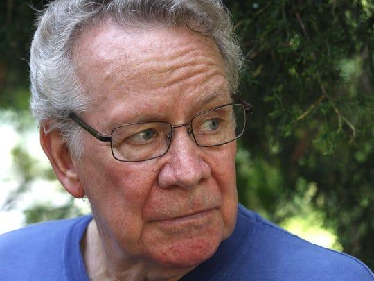 Paul Owen, a retired set designer for Actors Theatre.