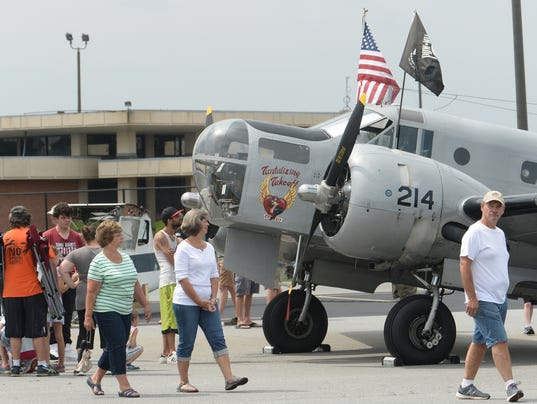 Anderson Airshow