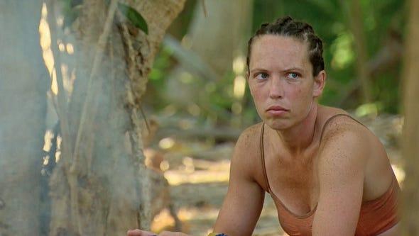"Sarah Lacina, 32, of Marion, Ia., won the 34th season of popular CBS show ""Survivor"" on Wednesday."