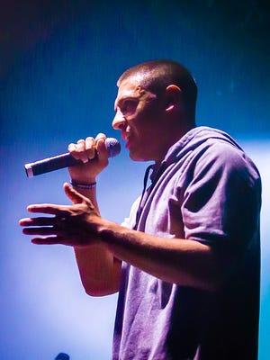 A graduate of Ross High and the University of Findlay, Jordan Garcia balancing his marketing job and his music career.