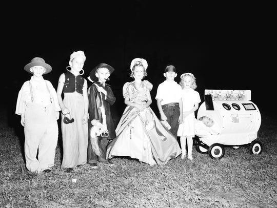 This public children's  Halloween party in Stuart in