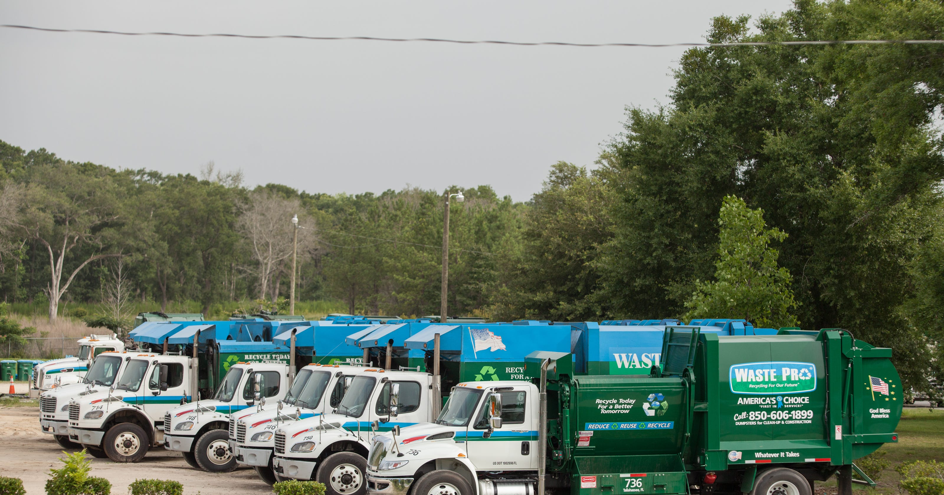 Waste Pro confirms it is cooperating in FBI probe