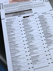 The 25 California gubernatorial candidates occupy the