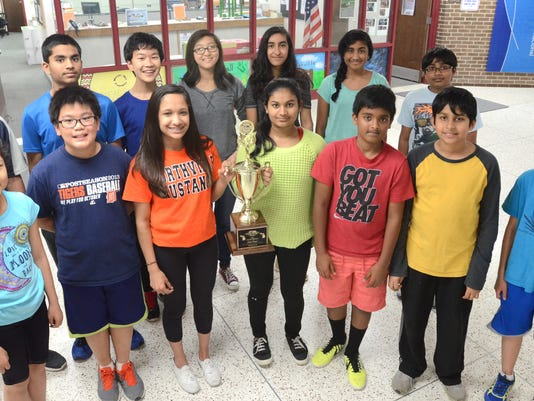 Kinder Garden: A Big Week For Northville's Meads Mill Middle School