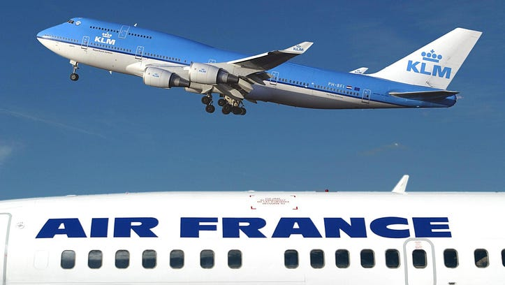Between now and Oct. 30, Flying Blue, the loyalty program