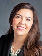 Bianca DeLeon, program officer at Paso del Norte Health
