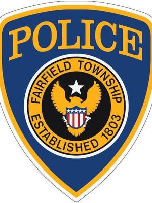 Fairfield Township Police patch