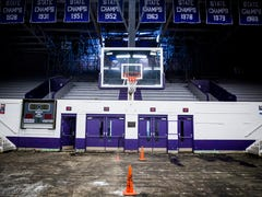 Muncie School Board OKs contract for new floor at Fieldhouse