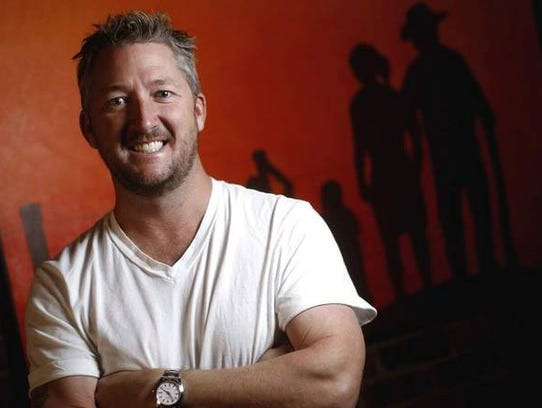 Chef Tim Love, owner of The Lonesome Dove Western Bistro,