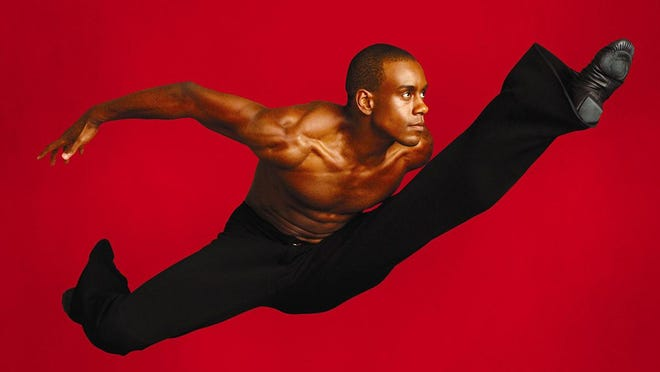 """Get ready for liftoff this weekend. Dancers Antonio and Kirven Douthit-Boyd, formerly of the Alvin Ailey American Dance Theatre, and Tyrone Walker, formerly of the Metropolitan Ballet Theatre, are the special guest artists during the """"In Performance With the Tallahassee Ballet"""" concerts at 8 p.m. Saturday and 2:30 p.m. Sunday in Ruby Diamond Concert Hall. Tickets are $30, $38, $45 and $55. Antonio Douthit-Boyd is shown here leaping into in mid-air during his days with the Ailey company. The concert will feature choreography by Christopher L. Huggins, who is also an Ailey alum. Visit www.tallahasseeballet.org. The Tallahassee Ballet is also presenting Igor Stravinsky's classic """"The Firebird"""" for younger audiences during an abbreviated version of the dance masterpiece at 10:30 a.m. Saturday in Ruby Diamond Concert Hall. Tickets are $22, $28, $35 and $45. Visit www.tallahasseeballet.org."""