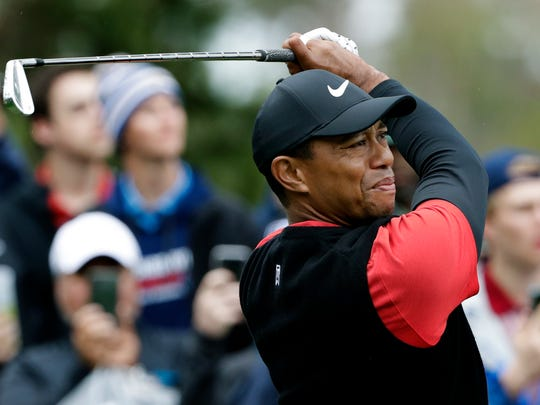 Tiger Woods last took part in the Match Play tournament in 2013.