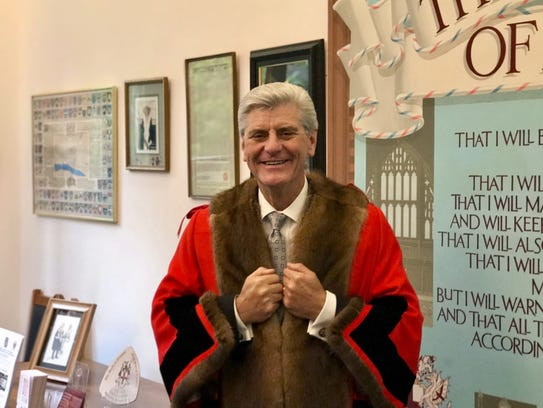 Gov. Phil Bryant says that the U.K.'s split with the