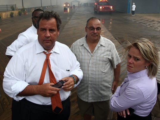 AP Christie Traffic Jams