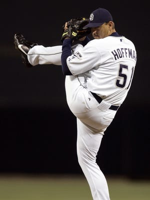 Trevor Hoffman was a 7-time All-Star and is second all-time with 601 saves. He finished second in balloting for the MVP and Cy Young Awards twice each.