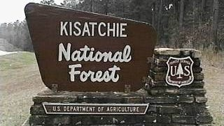 Just before the Memorial Day holiday, the U.S. Forest Service has announced a new rule that will keep alcohol off swim beaches in the Kisatchie National Forest.