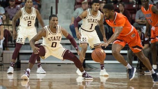 Nick Weatherspoon is a big reason why Mississippi State has played well defensively.