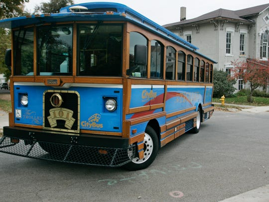 The CityBus Wabash Trolley