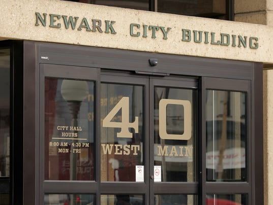Newark City Municipal Building stock art