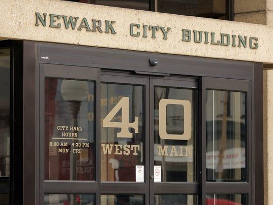 Newark City Municipal Building stock art