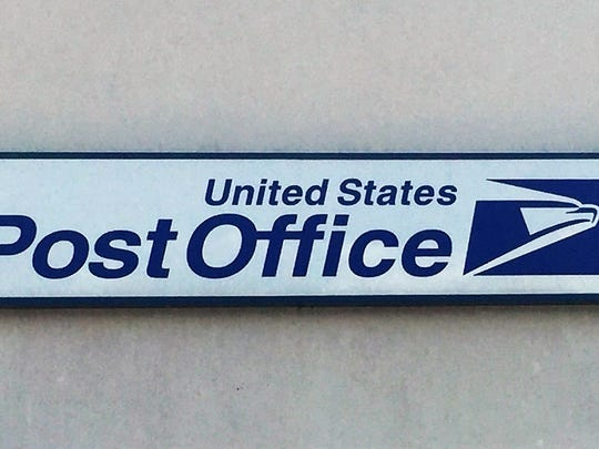 Three men have received prison terms in connection with the theft of U.S. Postal Service money orders.