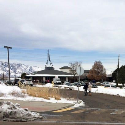 Bear Creek Evangelical Presbyterian Church where the