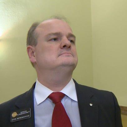 Rep. Gordon Klingenschmitt (R-Colorado Springs) is