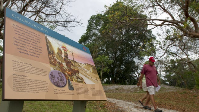 Pineland is home to the Randell Research Center with its Calusa Heritage Trail.