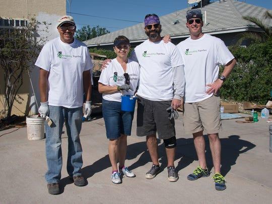 Faces+Places: Rebuilding Together El Paso