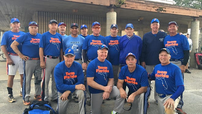 Rose Enterprises 65-and-over softball team won the Tournament of Champions title in Tampa last weekend.