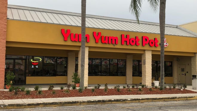 Experiment with family and friends as you choose ingredients and cook your masterpiece at Yum Yum Hot Pot in Port St. Lucie.